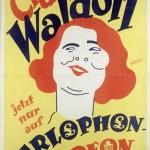 WALDOFF WERBUNG