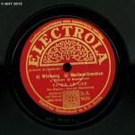 Electrola a Widmung b Marienwürmchen von Schumann Frida Leider Sopran Seiser B 8561