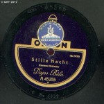 Odeon Stille Nacht von Franz Gruber Kammer Orch Dajos Bela Seiser A 12303